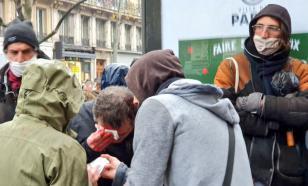 В Париже беспорядки: народ против закона о безопасности и исламофобии