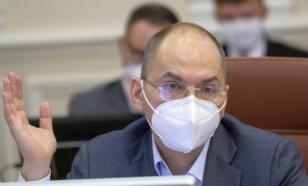 Власти Украины запретили въезд в страну без ПЦР-теста