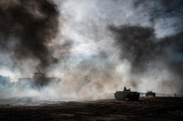 """Флот Украины по ночам тренирует свою """"необъявленную войну"""""""