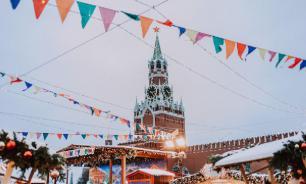 Новогодние праздники в Москве заинтересовали туристов из Германии