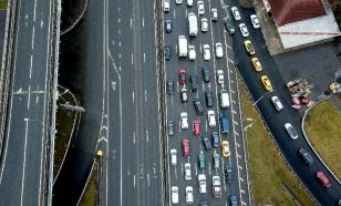 """На дорогах Москвы """"отметились"""" более 1,7 млн автомобилистов"""