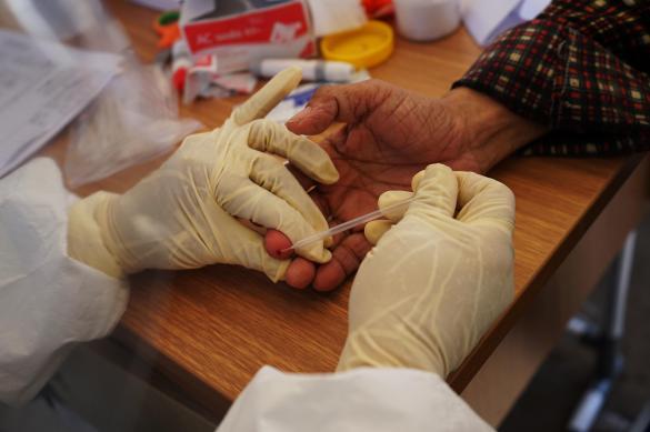 Опровергнуто: Россия заняла второе место в мире по числу инфицированных