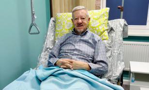 От американца отказались врачи в США, а в Перми его поставили на ноги
