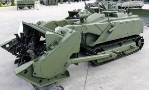 Инженерные войска получат в 2021 году около 40 военных роботов