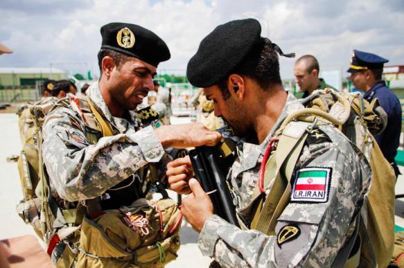 Военные Ирана заподозрили США в трусости