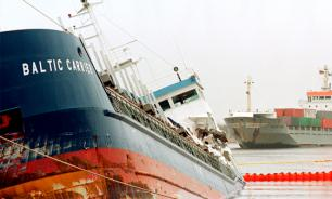 Суд Швеции арестовал российского капитана севшего на мель судна