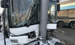 В ДТП с автобусами гибнут тысячи россиян
