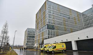 62 человека поступили в больницу Коммунарки за последние сутки