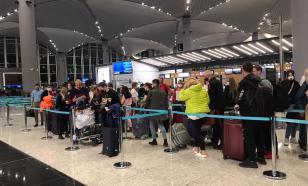 В аэропортах Турции введут обязательное тестирование на COVID-19