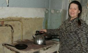 Квартира за 3000 рублей в месяц: туалет в общем коридоре, вода из колонки