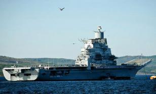 """Ричард Мосс: """"Адмирал Кузнецов"""" для РФ - """"обременение холодной войны"""""""