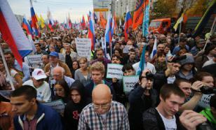 Платошкин: Народ устал. Если не будет смены курса, начнутся протесты