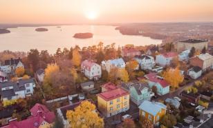 Финляндия снова закрывает границы со Швецией