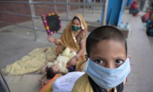 Неизвестная болезнь уложила на больничные койки 140 человек в Индии
