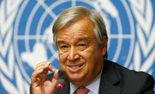 Генсек ООН призвал объединиться против пандемии коронавируса