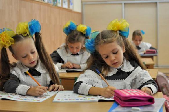 На Украине закон об образовании разделил детей на три сорта по языку
