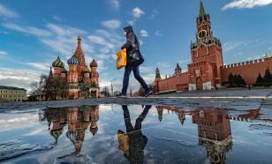Москву ждет гроза и сильный ветер