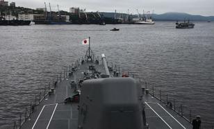 Минобороны Японии обнаружило неизвестную подводную лодку