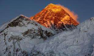 Пенсионер из Кабардино-Балкарии покорил Эверест