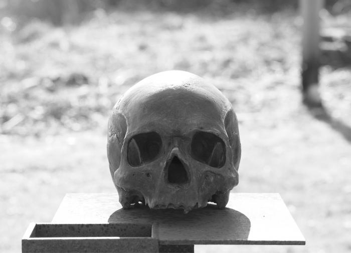 В Калининграде нашли 300 мешков с человеческими останками
