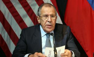 Судьбу Башара Асада должен решать народ Сирии, уверен Сергей Лавров