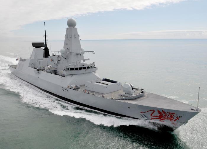 Минобороны РФ сделало заявление по провокации эсминцем в Чёрном море