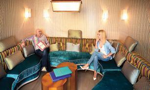 Красиво жить не запретишь: роскошная квартира Валерии и Иосифа Пригожина