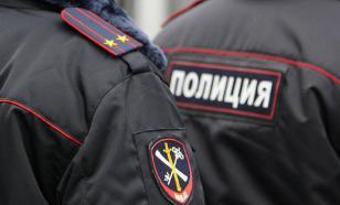 Мужчину на Патриарших задержали за невыполнение требований полиции