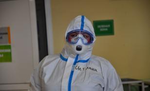 Студенты-медики вышли на борьбу с коронавирусом в Москве