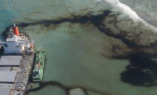 В Маврикии объявили режим чрезвычайной экологической ситуации