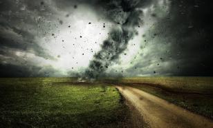 Усиление ураганов спровоцировал климатический кризис