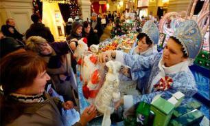 IRG: Кризис вынудил россиян экономить на новогодних подарках и застольях