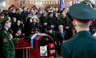 """Минобороны — родственникам погибших в крушении """"Ту-154"""": """"Простите, что не уберегли"""""""