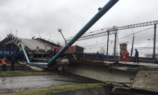 В городе особого внимания Путина рухнул мост