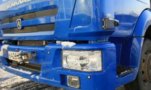 КамАЗ тестирует беспилотный грузовик