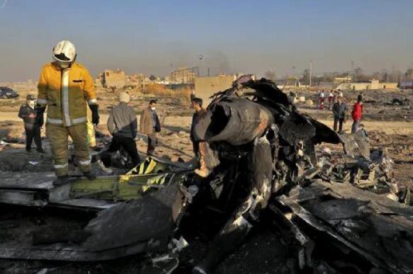 Иран направил в ИКАО предварительный отчет о катастрофе Boeing