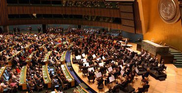Американский делегат ООН: меньше надо пить!