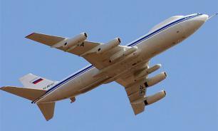"""У минобороны России появится новый самолет """"Судного дня"""""""
