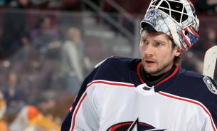 Бобровский лидирует в НХЛ по количеству сухих матчей