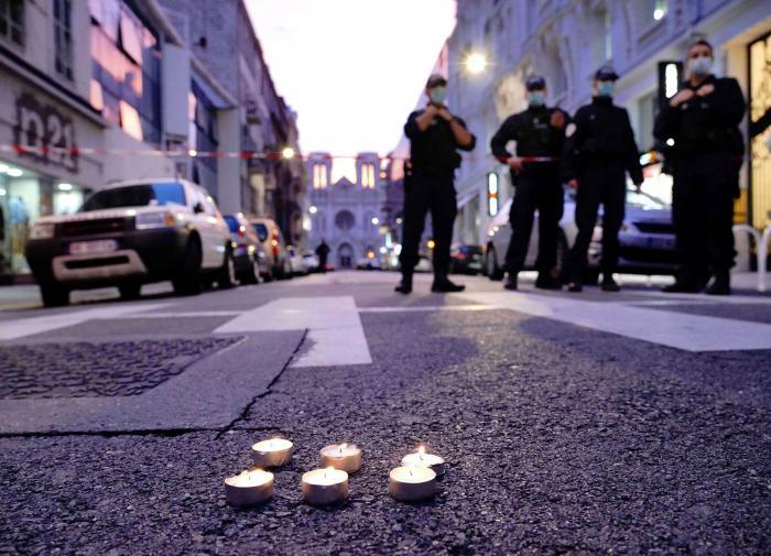 Жириновский: во Франции может начаться гражданская война