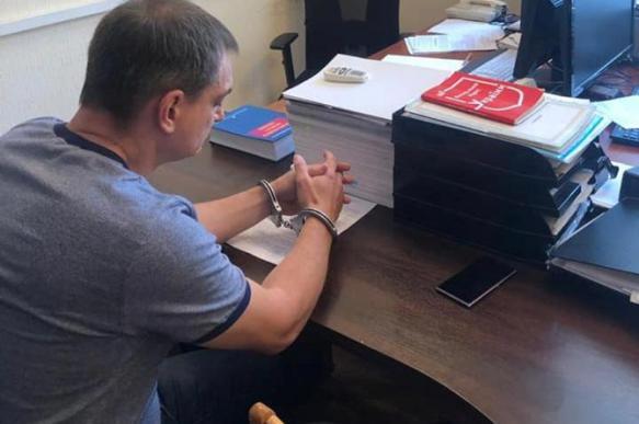 Луценко сообщил о задержании экс-главы ЦИК ДНР