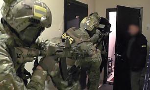 Сотрудники ФСБ задержали двух главарей террористов