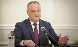 Додон прервал визит в Москву из-за вспышки коронавируса в Молдавии