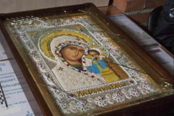 В Кемерове задержали грабителя храма