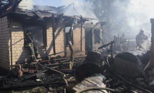 В Кабардино-Балкарии пожар стал причиной смерти двух маленьких детей
