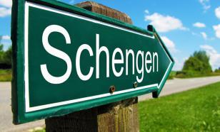 Вместо Берлинской стены… Шенгенская