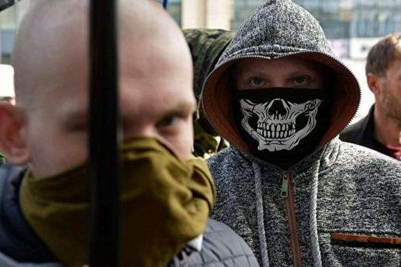 Неонацисты на Украине громко заявили о своем недовольстве Зеленским