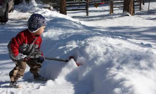 Прогноз: рекордные снегопады в России станут нормой