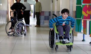 Курских детей-инвалидов поселили в интернат без лифтов и пандусов
