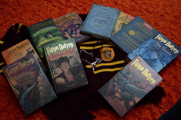 Гарри Поттер стал самым любимым персонажем у российских читателей